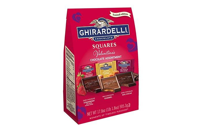Ghirardelli Valentine's Day Chocolate Assortment XL Bag