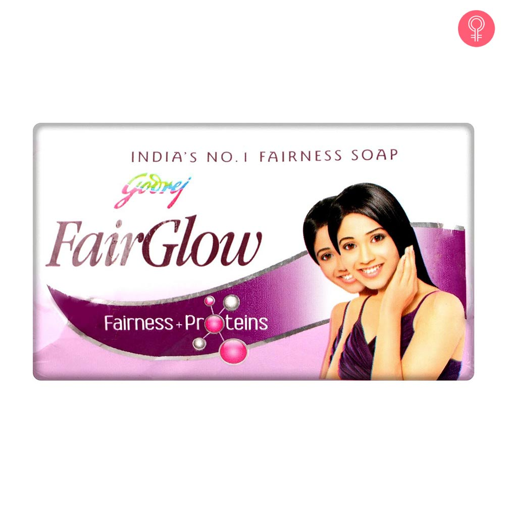 Godrej Fair Glow Soap