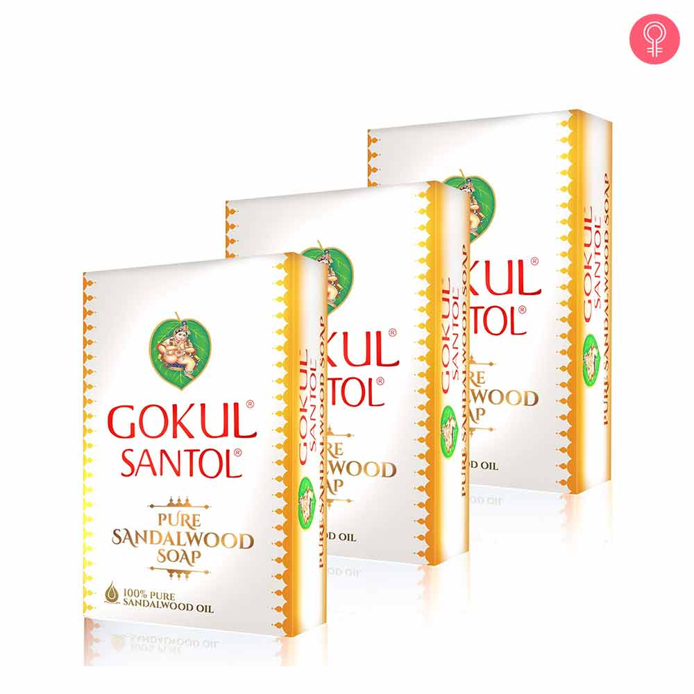 Gokul Santol Pure Sandalwood Soap