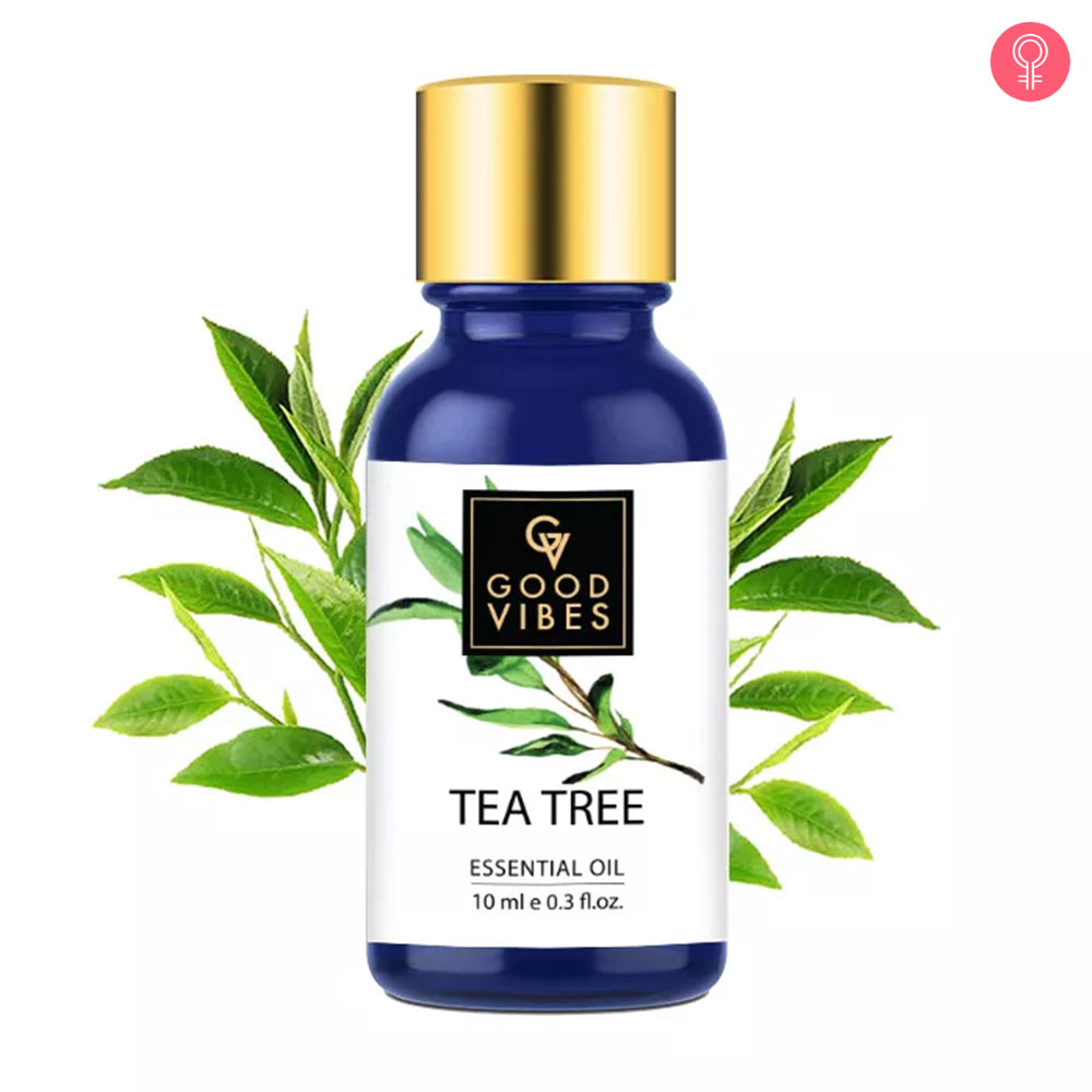 Good Vibes Tea Tree Essential Oil