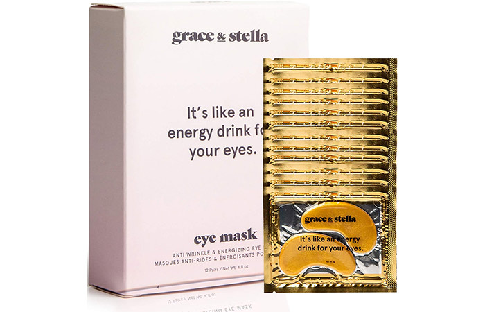 Grace & Stella Anti-Wrinkle