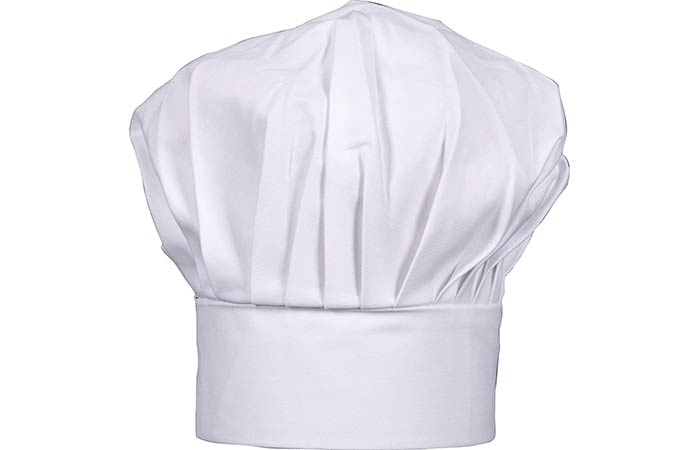 HIC Adult Chefs Hat