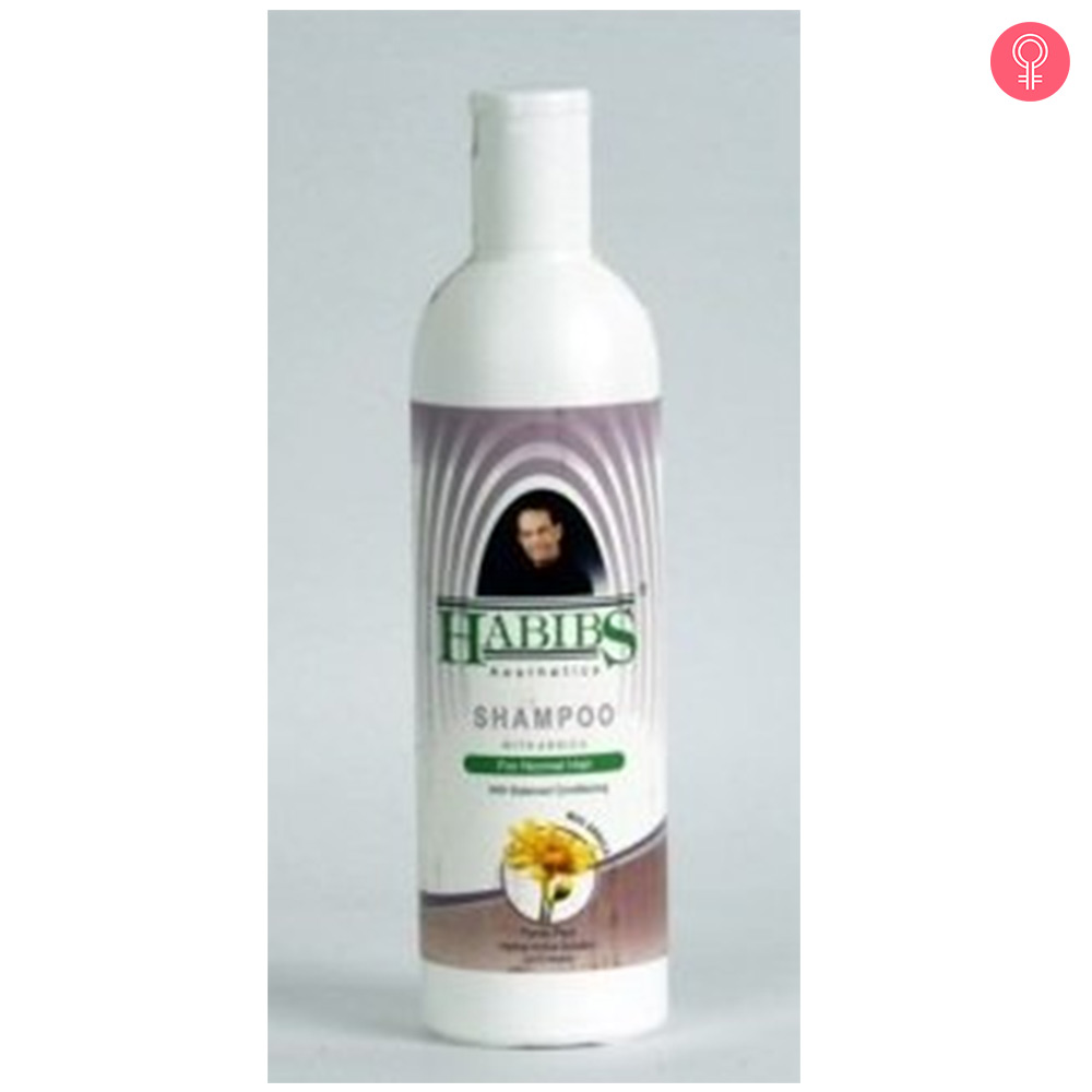 Habibs Normal Hair Shampoo