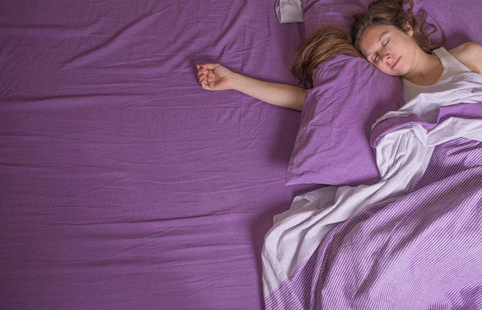 Healing insomnia
