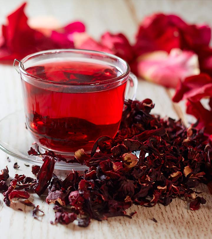 Hibiscus Tea Benefits and Side Effects in Hindi