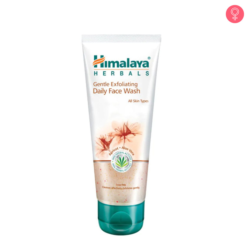 Himalaya Herbals Gentle Exfoliating Daily Face Wash
