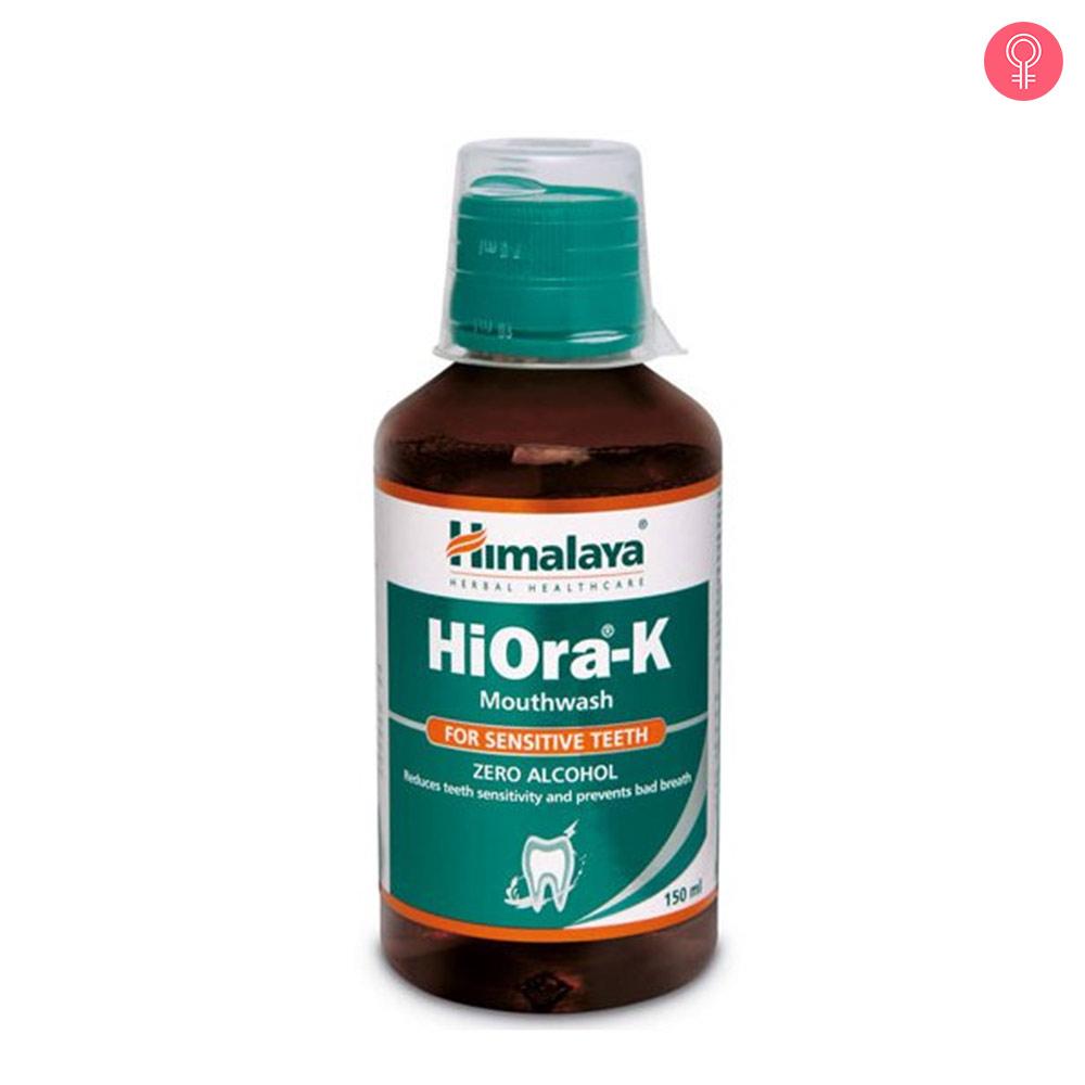 Himalaya Hiora-K Mouthwash