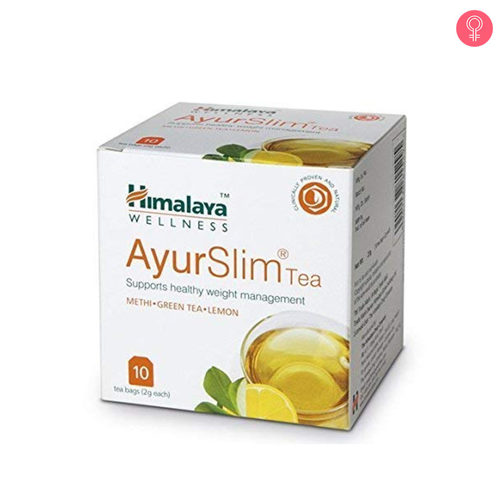 Himalaya Wellness Ayurslim Tea