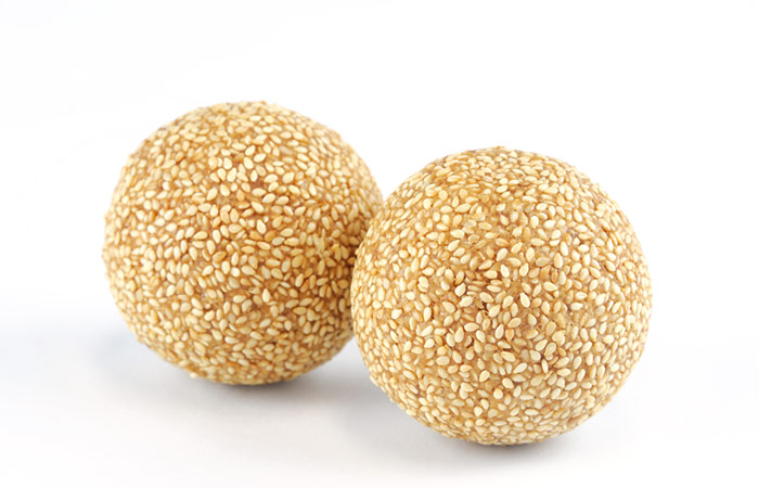 How to use sesame seeds
