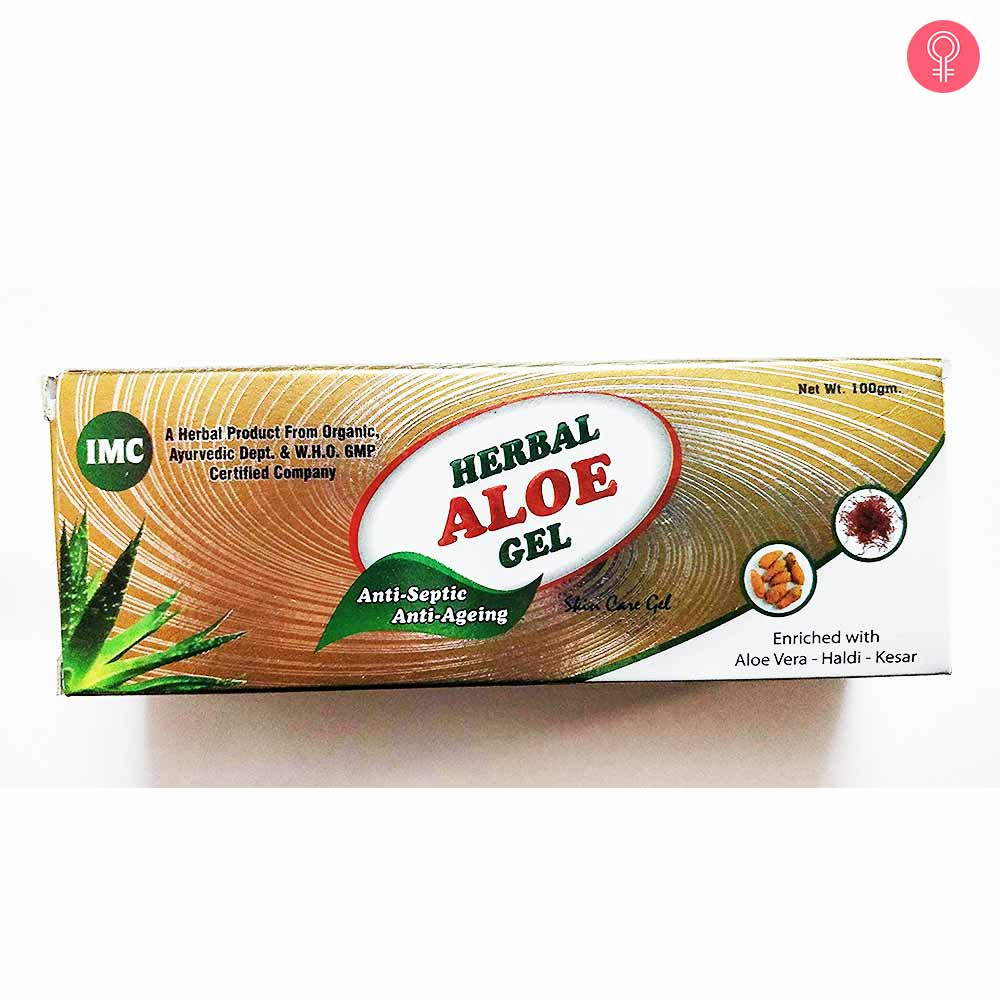 IMC Herbal Aloe Gel