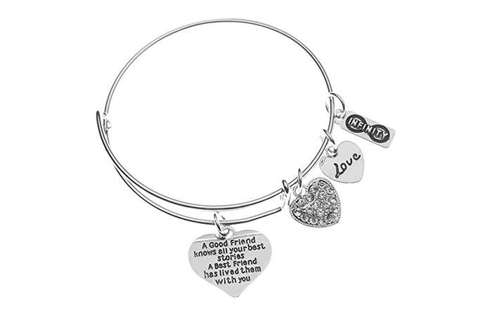Infinity Collection Best Friends Bracelets