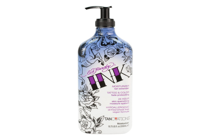 Ink By Ed Hardy Moisturizer and Tan Extender