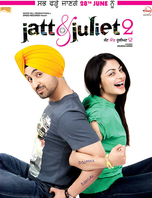 Jatt And Juliet 2