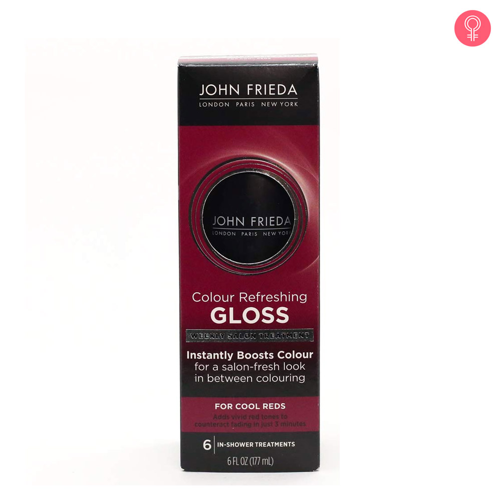 John Frieda Color Refreshing Gloss