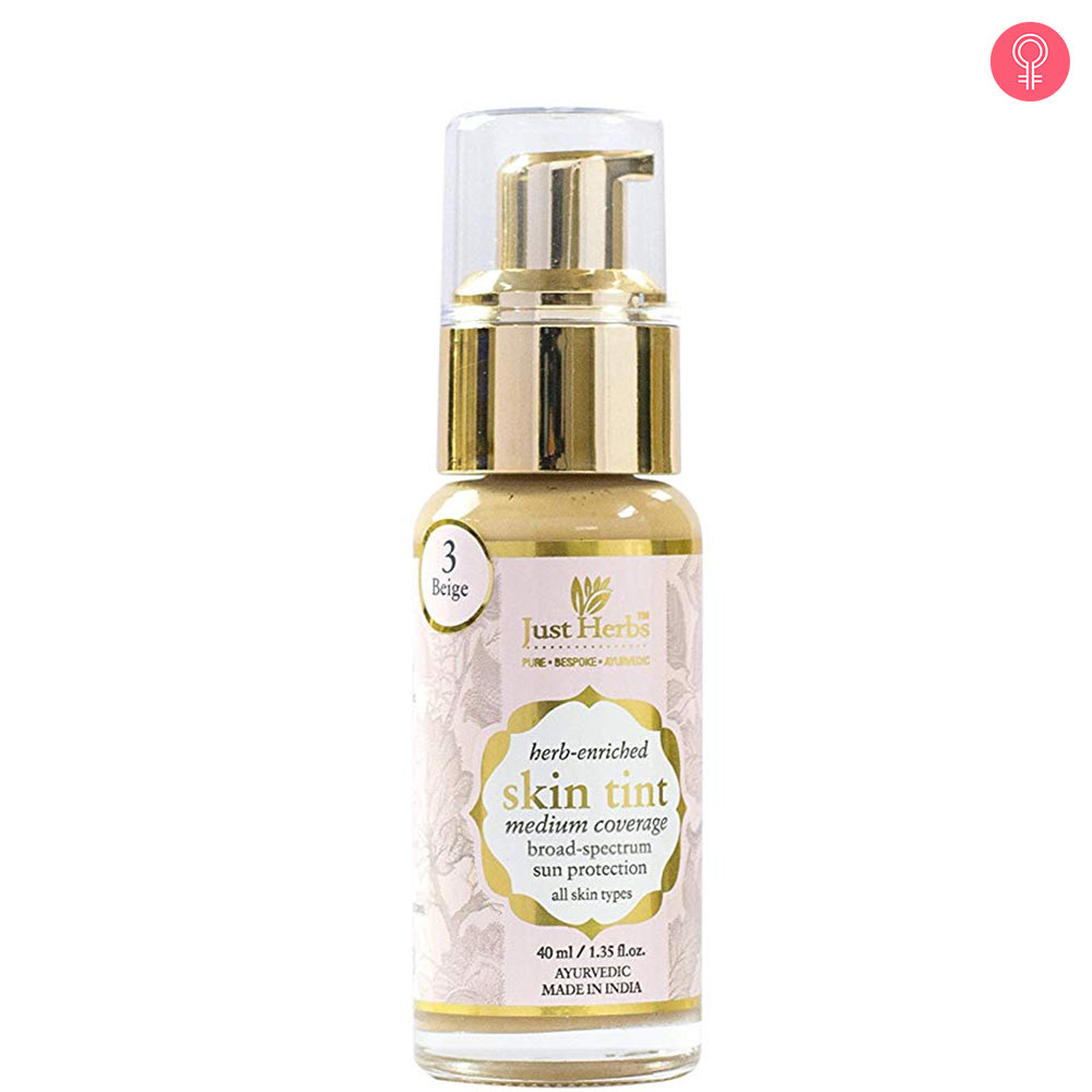 Just Herbs Herb Enriched Skin Tint