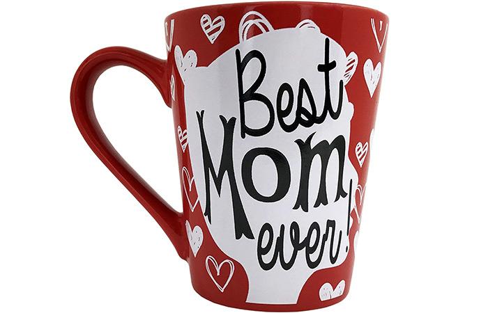 KINREX Valentine's Day Coffee Mug