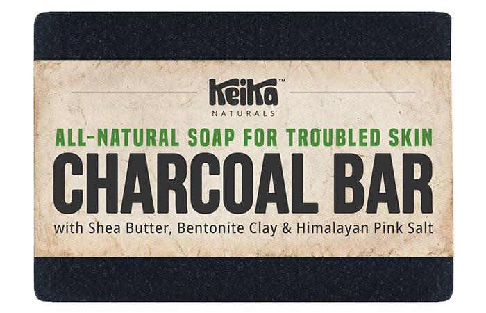 KÉika Naturals Charcoal Bar