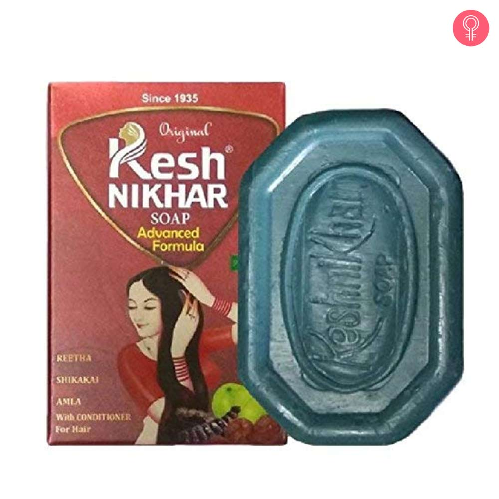 Kesh Nikhar Soap Advanced Formula