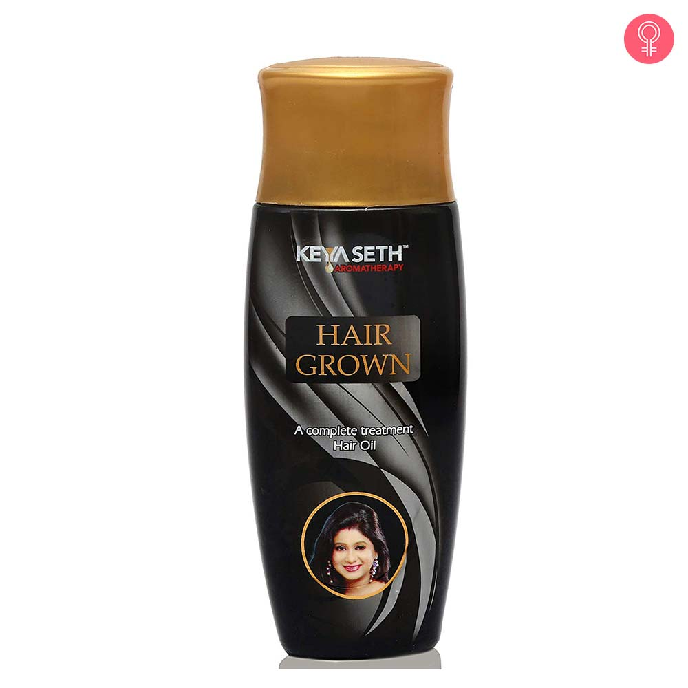 Keya Seth Hair Grown Oil