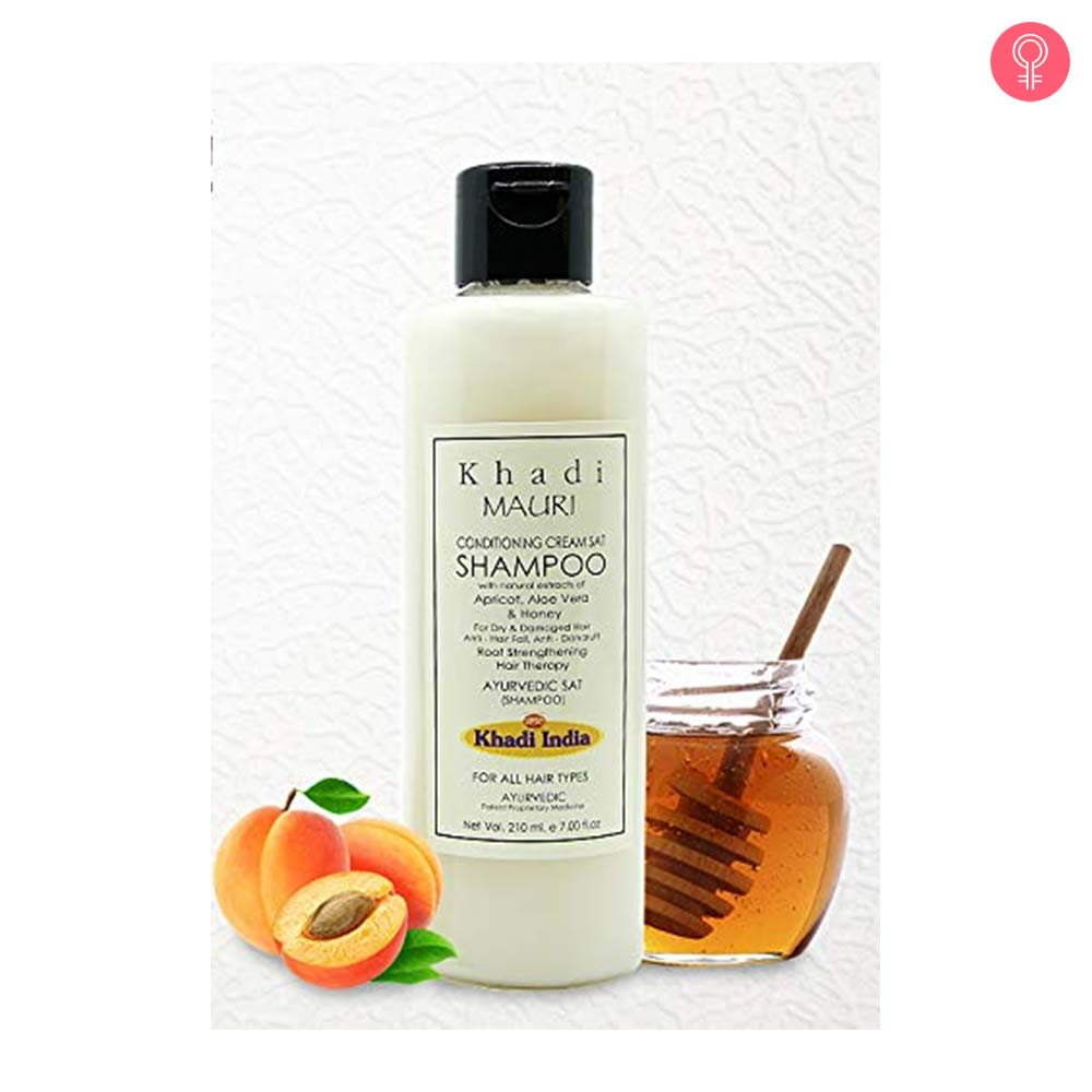 Khadi Mauri Herbal Conditioning Cream Shampoo