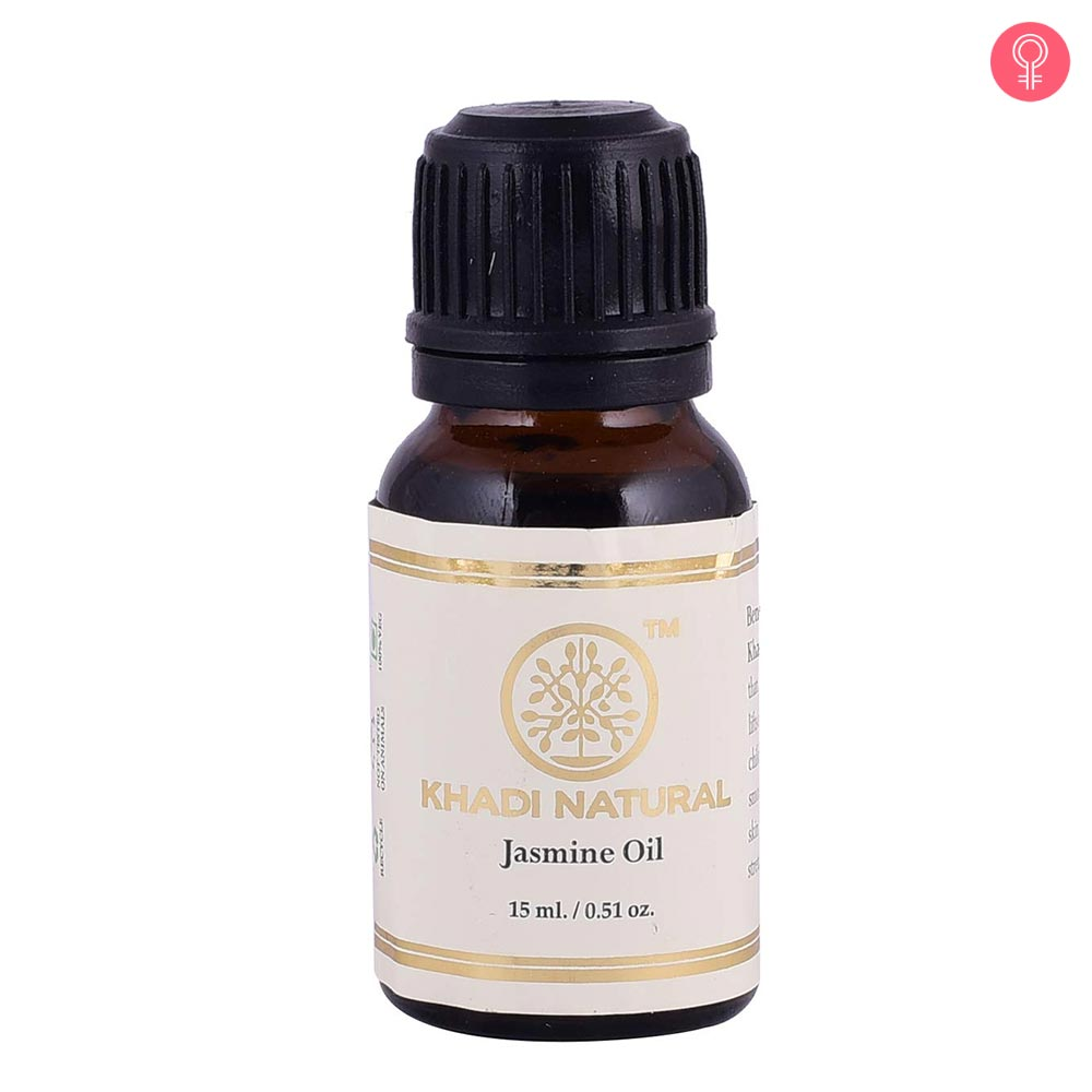 Khadi Natural Jasmine Essential Oil