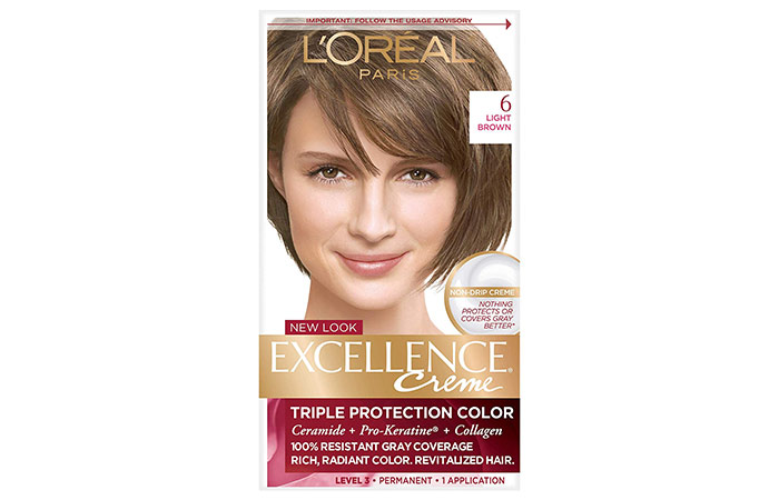 L'Oréal Paris Excellence Créme Permanent Hair Color