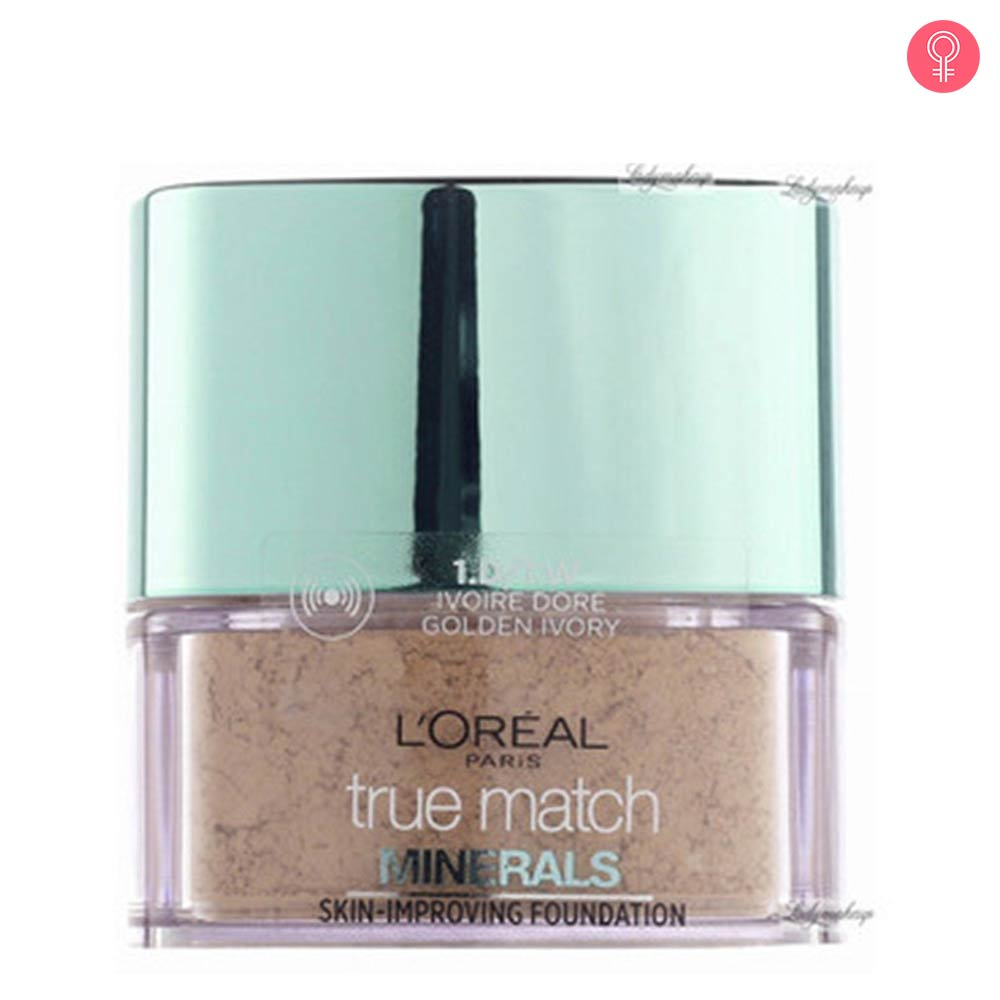 L'Oreal Paris True Match Minerals Skin Improving Foundation