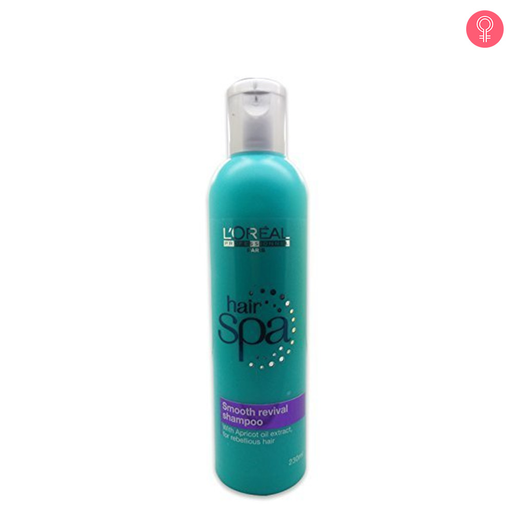 L'Oreal Professionnel Hair Spa Smooth Revival Shampoo