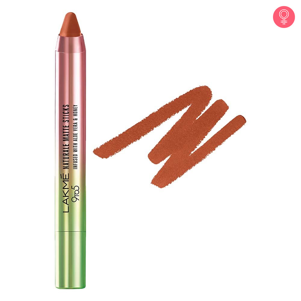 Lakme 9 to 5 Naturale Matte Sticks Lipstick
