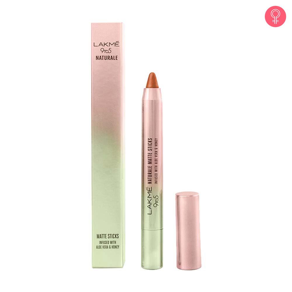 Lakme 9 to 5 Naturale Matte Sticks Lipstick