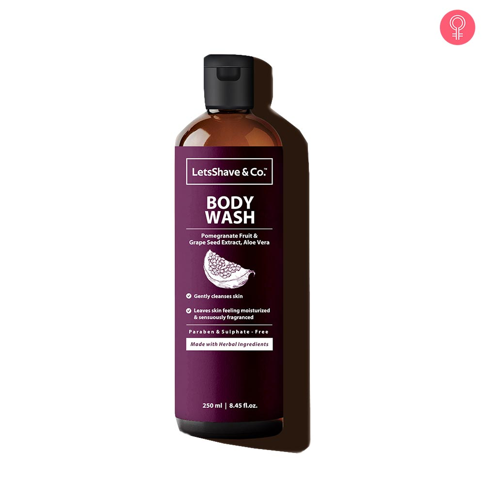 LetsShave Body Wash