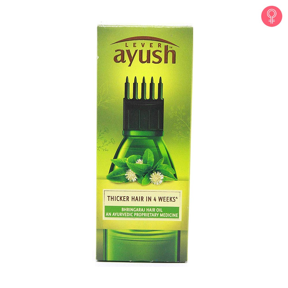 Lever Ayush Bhringaraj Hair Oil