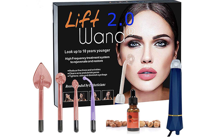 Lift Wand High-Frequency Premium Anti Aging Device