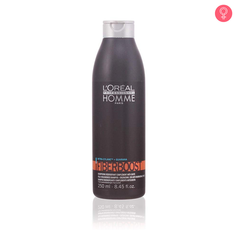 L'oreal Professionnel Homme Fiberboost Shampoo
