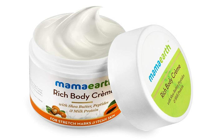 Mamaarth Rich Body Creme