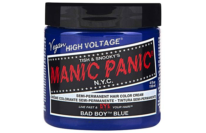 Manic Panic High Voltage Semi-Permanent Hair Color Cream