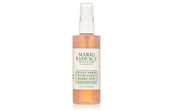 Mario Badescu Skin Care Facial Spray With Aloe, Herbs And Rosewater