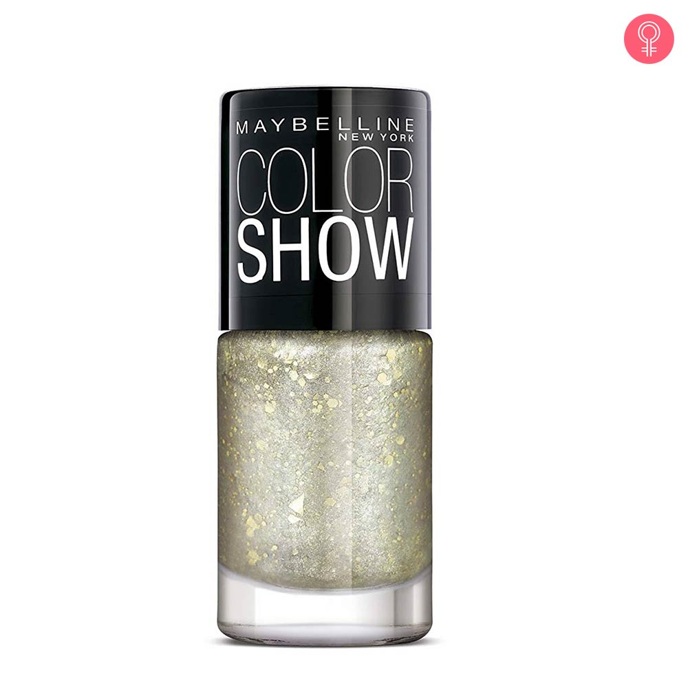 Maybelline New York Color Show Gold Digger Nail Color