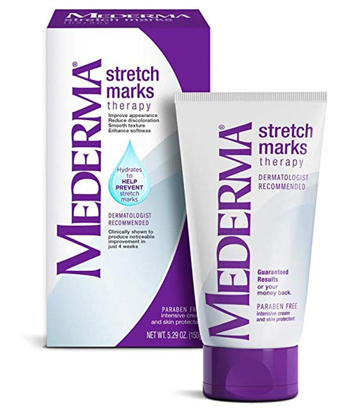 Mederma Stretch Marks Therapy Cream: Is It Effective?
