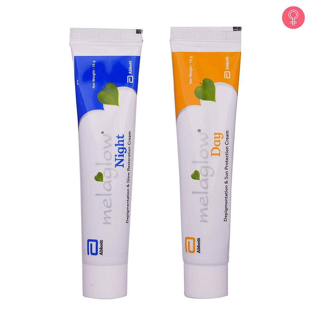 Melaglow Day And Night Cream
