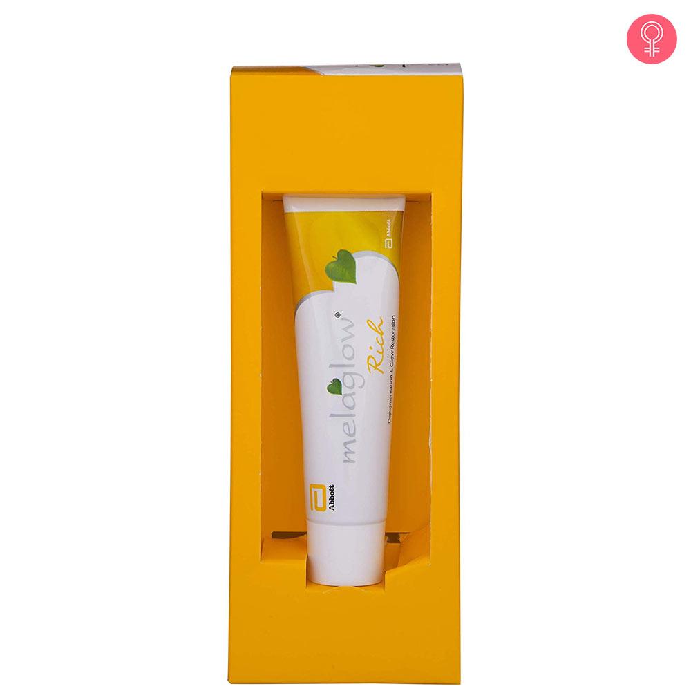 Melaglow Rich Skin Brightening and Lightening Cream