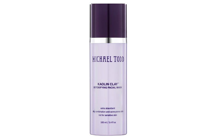 Michael Todd Kaolin Clay Detoxifying