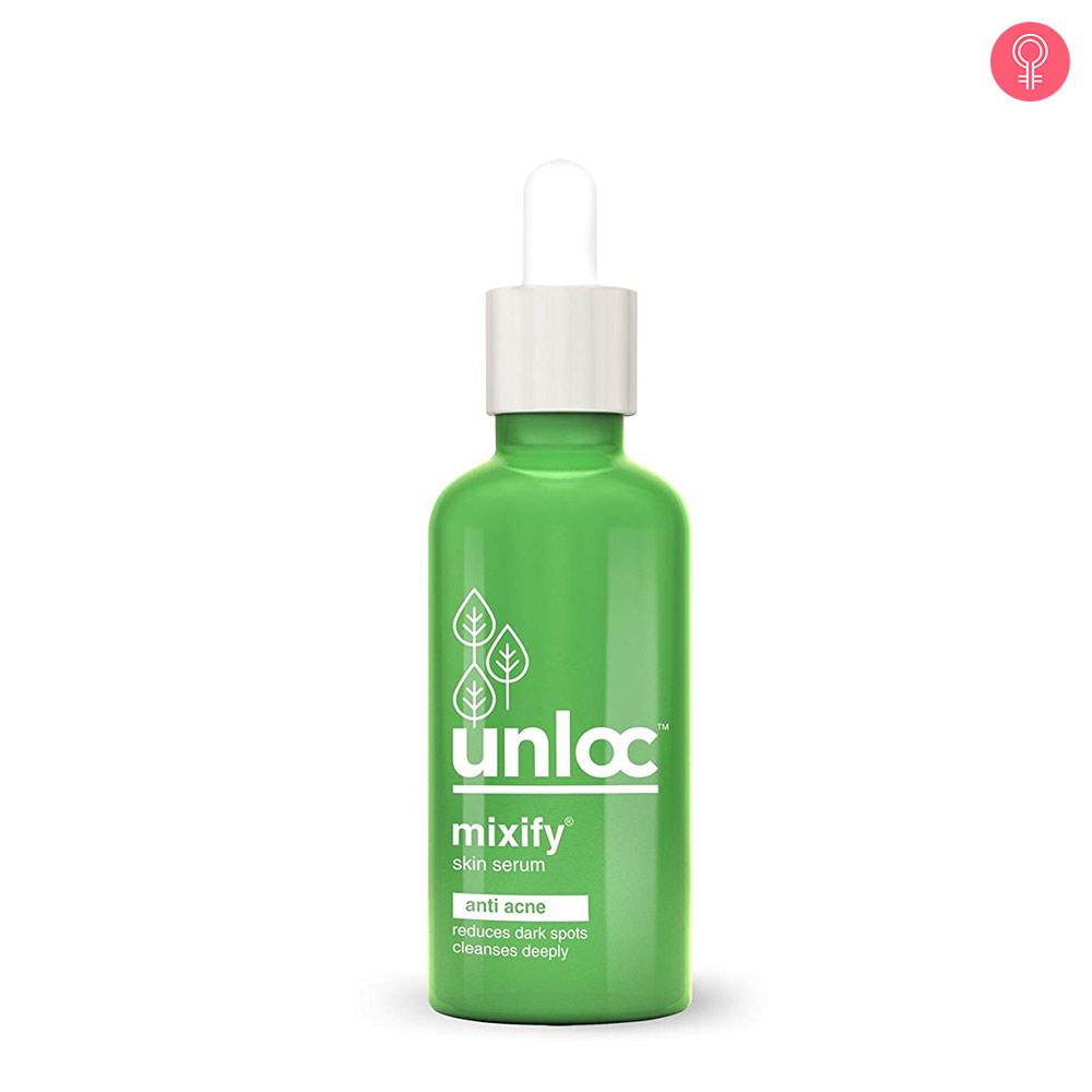 Mixify Unloc Anti Acne Serum