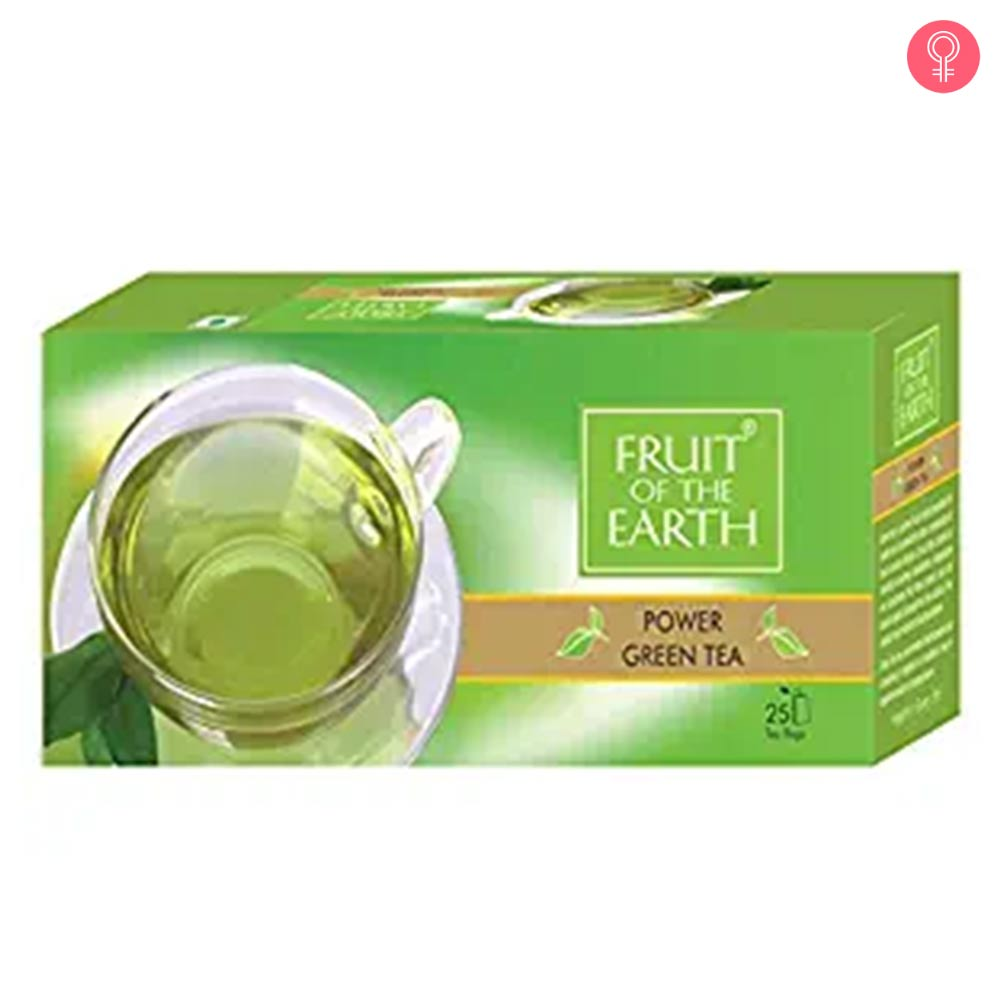 Modicare Fruit of The Earth Power Green Tea