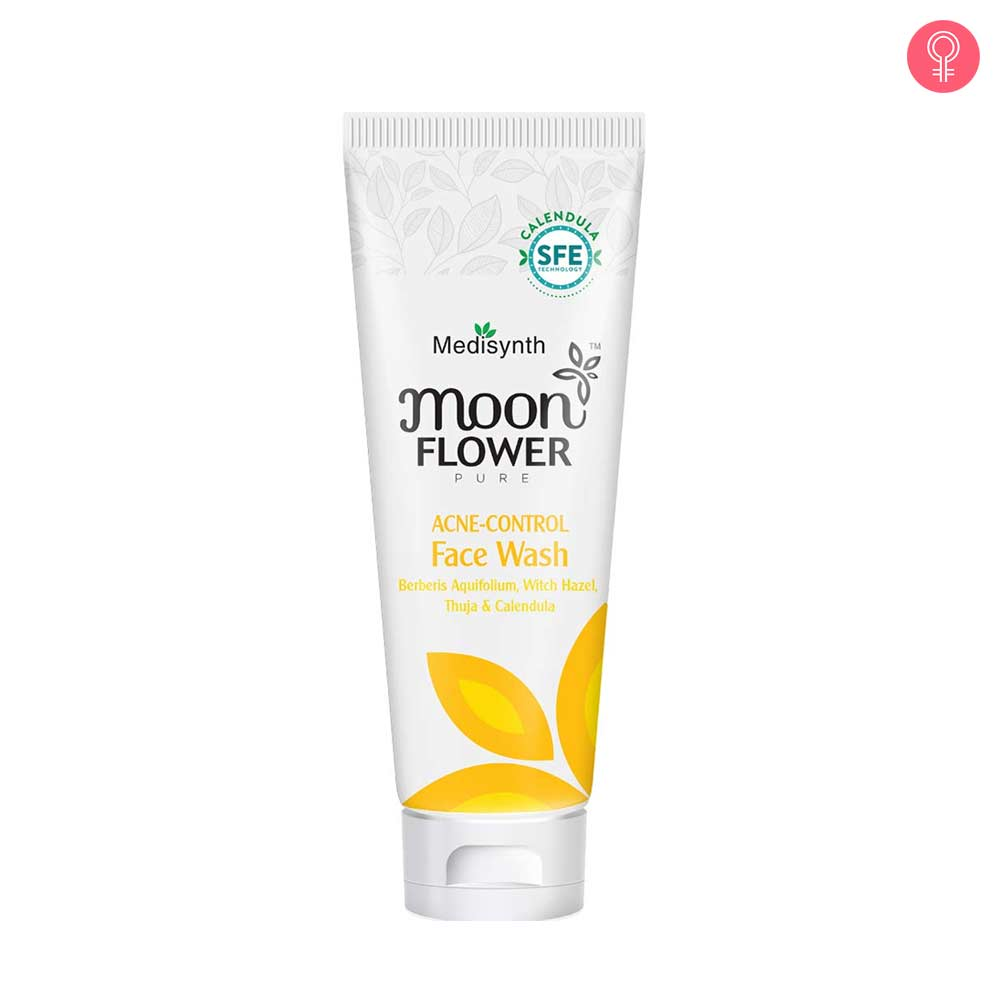 Moonflower Acne Control Face Wash