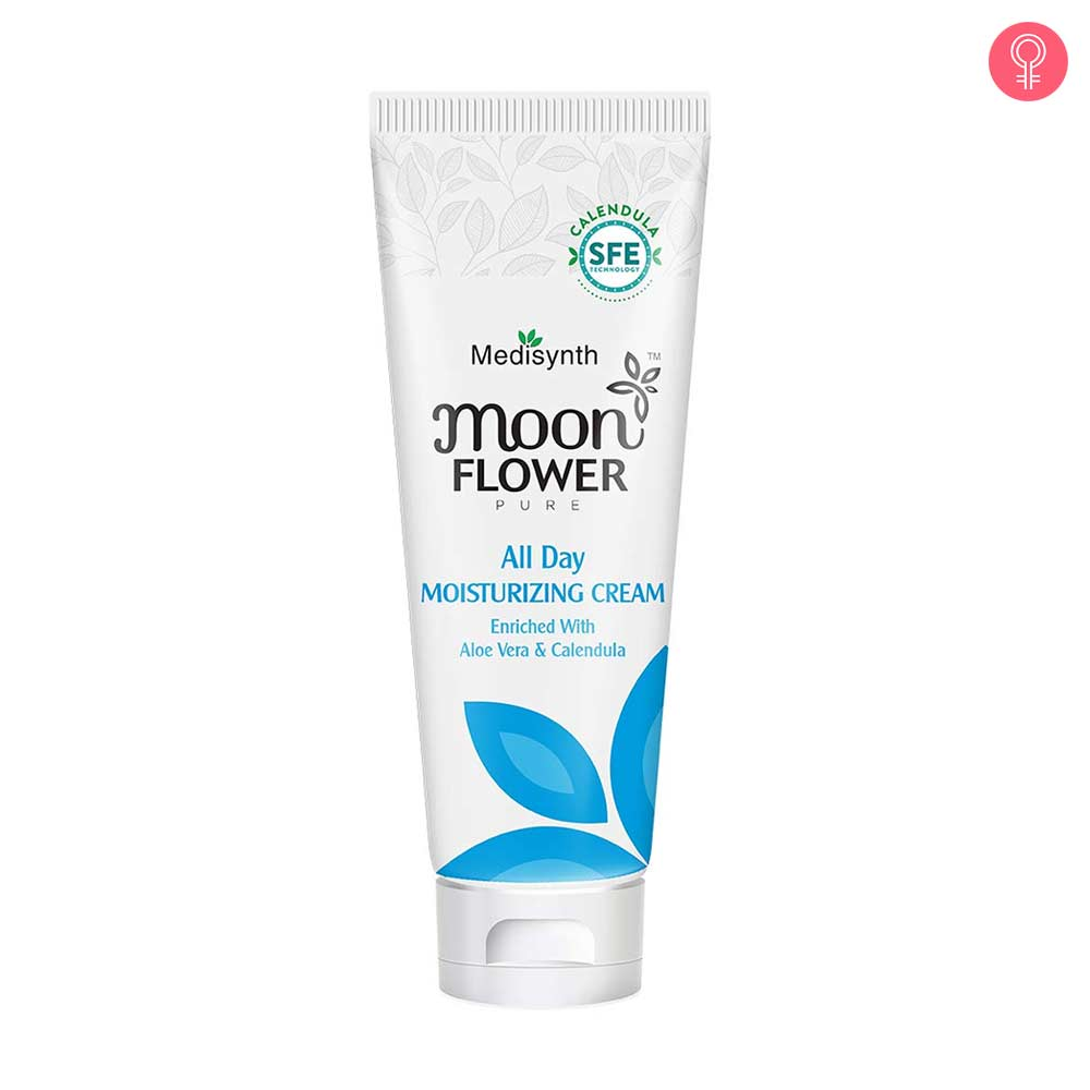 Moonflower All day Moisturizing Cream