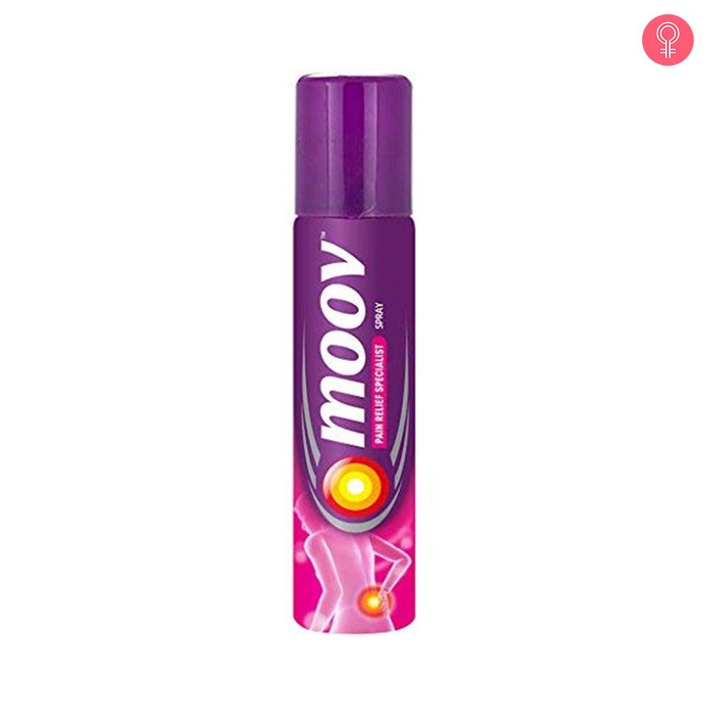 Moov Fast Pain Relief Spray