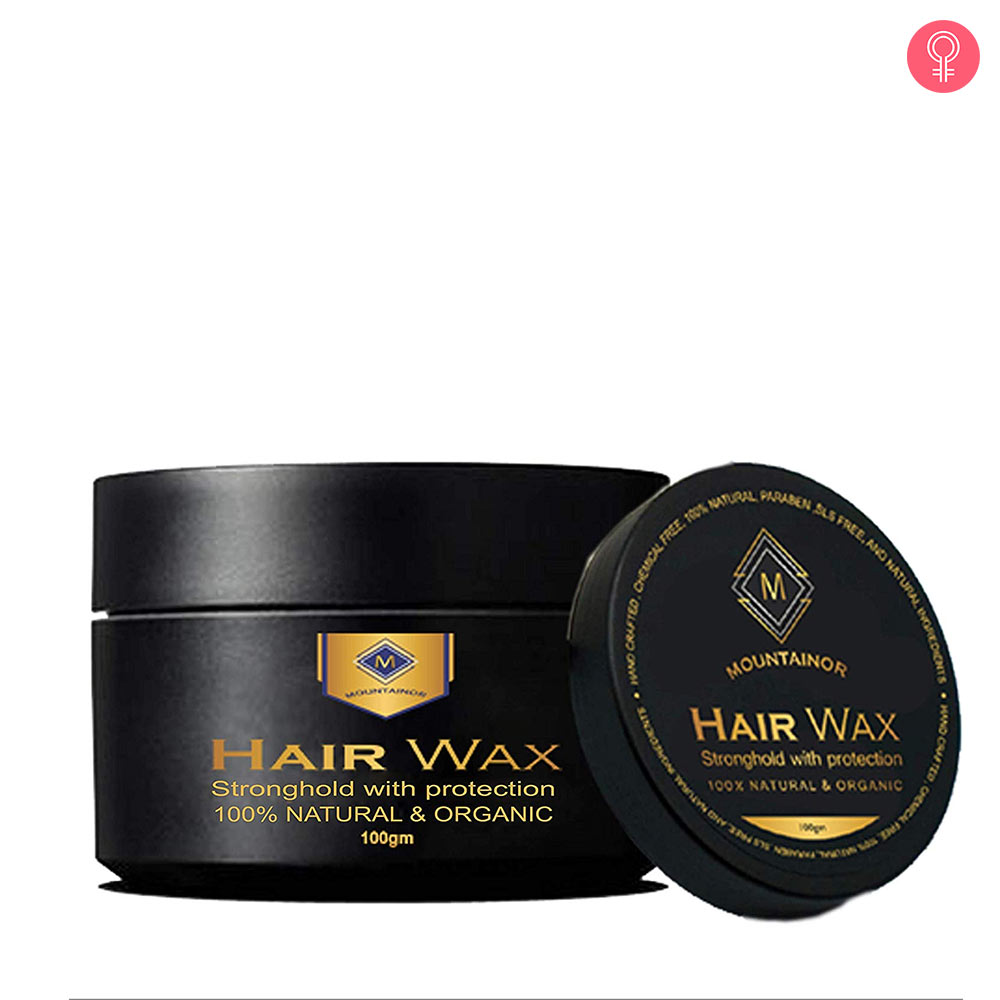 Mountainor Hair Wax
