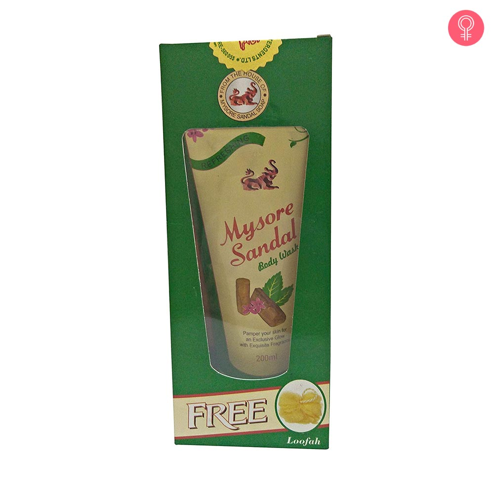 Mysore Sandal Body Wash