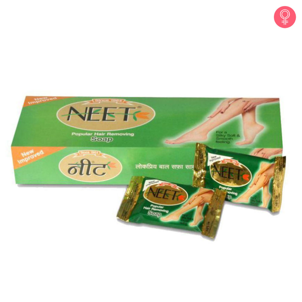 Neet Popular Hair Removing Soap